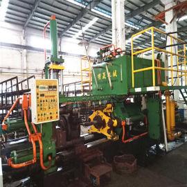 在位处理二手明晟铝型材挤压机1800吨1000吨660吨550吨大型挤压机