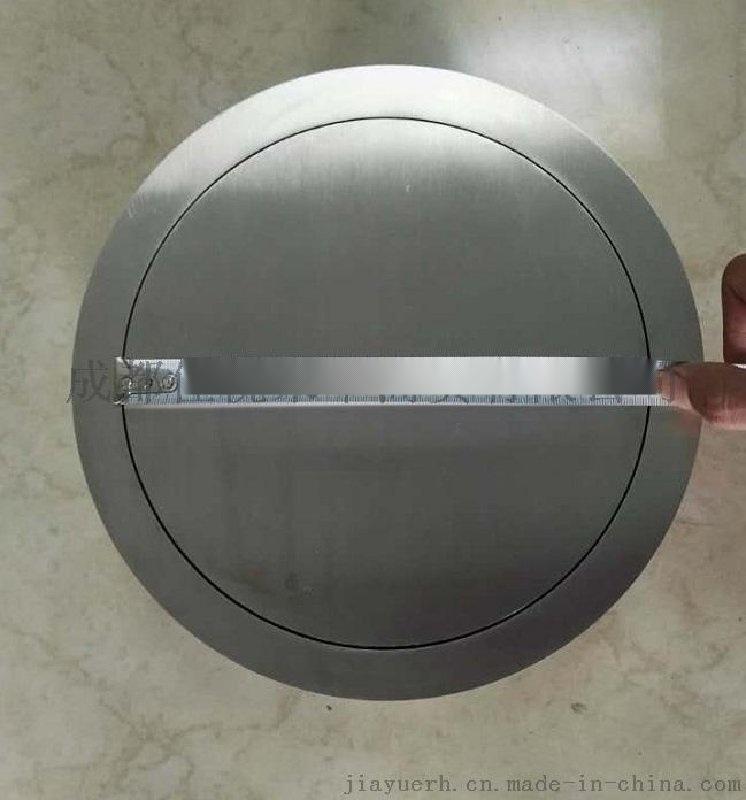 不锈钢半圆球垃圾桶装饰盖子厂家批发