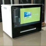 21.5英寸微信列印彩色照片智慧廣告機微信列印手機照片廣告機