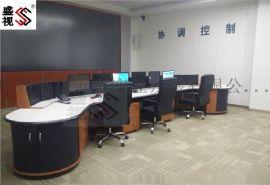 广州**正规电力指挥调度台 电网调度控制台 监控工作台厂家定制直销