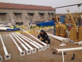 监控立杆 小区监控杆 道路监控杆生产厂家