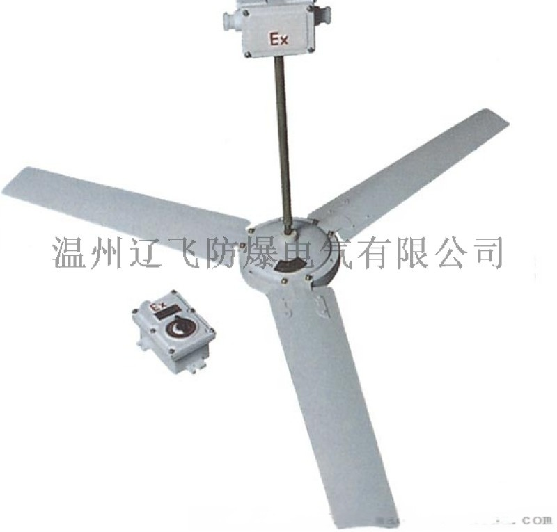 BAS51-1400工業工廠用防爆吊扇
