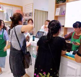 中国十大品牌内衣港莎棉品品牌全棉内衣加盟
