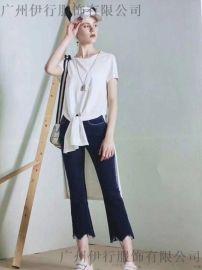 香港欧美品牌折扣店女装艺素国际进货市场