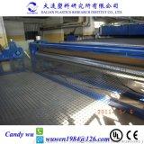 双向6米单向3米土工格栅生产线