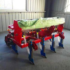 石家庄四轮车牵引式**玉米播种机视频