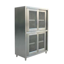 不锈钢碗柜