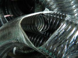 福莱通包塑波纹管 优质PVC披覆金属软管双扣