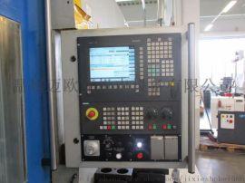 德国630双工位卧式加工中心;金属切削机床