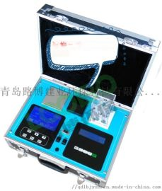 浙**龙湾市场监督局现场使用 低价现货直销 LB-CNP(B) 三合一型便携式多参数水质检测仪