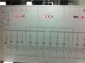 光带防误操作模拟屏 上海至仁**模拟屏