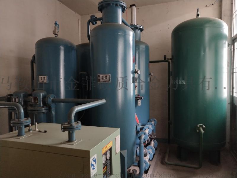 二手制氮机,变压吸附氮气设备,九成新