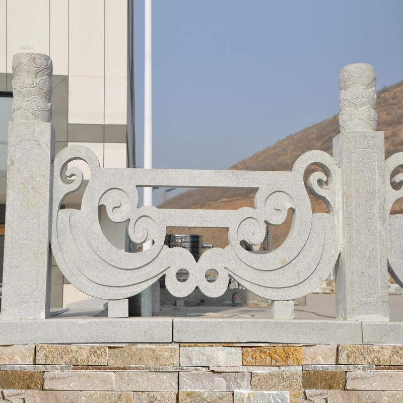 花岗岩栏杆多少钱一米-石栏杆厂家