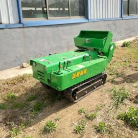 履带式开沟施肥果园管理机,履带式果园管理机