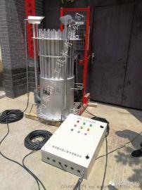 秦川热工焦炉荒煤气火炬放散点火系统