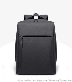 工厂定制时尚双肩包 商务电脑包 箱包礼品定制