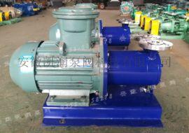 KCW系列不锈钢磁力旋涡泵