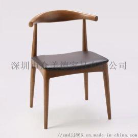 餐厅实木餐椅厂家定做欧式椅子中式餐椅饭店餐椅子
