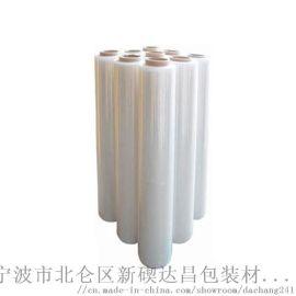 手用、机用拉伸缠绕膜 浙江厂家直销可定制缠绕膜
