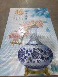 來圖定製噴繪馬賽克 3D列印馬賽克 馬賽克背景牆