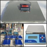 湖北SCS-2吨气体防爆小地磅,矿井防爆型电子地磅