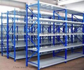 供应重庆固钢制中量型层板式货架
