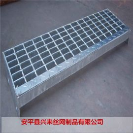 镀锌踏步板 踏步地格栅板 格栅板的规格