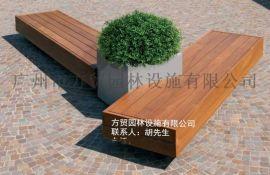 方贸园林设施定做户外景观休闲艺术座椅