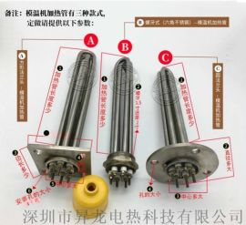 法兰式加热管水箱电热管锅炉发热管