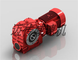 S系列斜齿轮蜗轮蜗杆减速机,蜗杆齿轮减速机