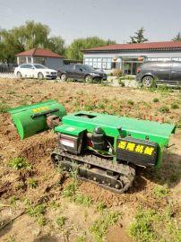 履带式田园管理机,柴油机款施肥机