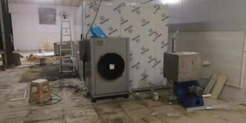 鮑魚乾烘乾機乾燥全過程