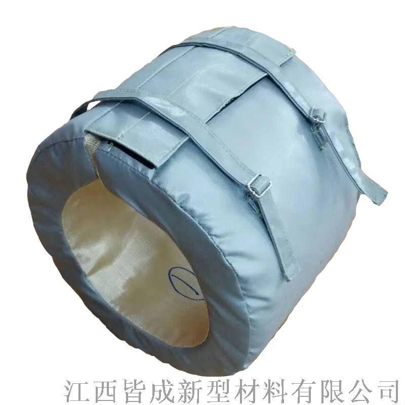 可拆卸式防火防水門閥保溫套