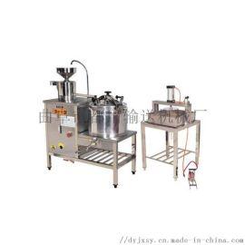 豆腐机家用小型 七彩全自动豆腐机 都用机械全自动豆