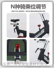 厂家直销健身房动感单车家用健身车