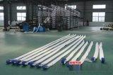 耐酸碱6T*6M双扣白色扁平起重吊带 耐酸碱吊带