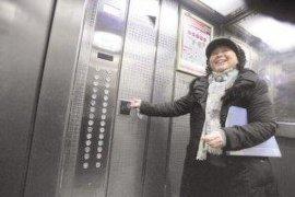 厂家供应安徽合肥电梯刷卡