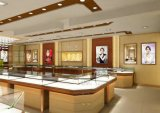 批发定制珠宝展柜,不锈钢珠宝展示柜,展柜制作