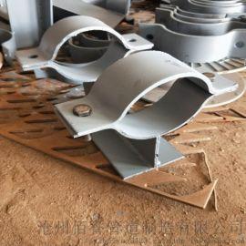 天津管道支吊架生产厂家Gs1单拉杆长管夹组件