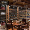 不锈钢红酒架 葡萄酒架 酒瓶架 不锈钢玫瑰金酒架