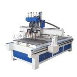 全自动数控板式家具开料机 1325全屋定制生产线