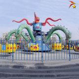 公園遊樂設備旋轉大章魚 兒童遊樂設施廠