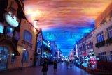 鑫帝視覺專業定製創意天幕p2.5高清led顯示屏