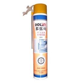 管式单组份聚氨酯泡沫填缝剂(DF201)