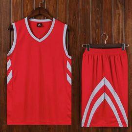 篮球服套装男定制队服学生比赛训练篮球衣印字儿童背心球服篮球服