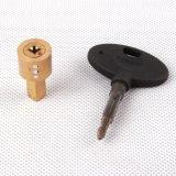十字锁芯 老式卷闸门十字锁芯 外装门机械弹子全铜锁芯