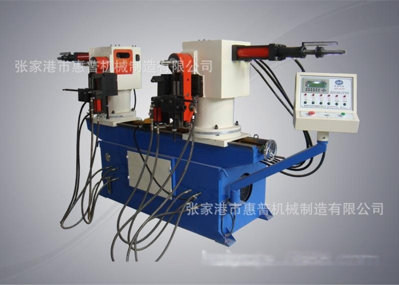 HP-SW38迴轉型 液壓雙頭彎管機
