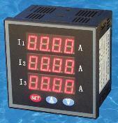 三相三显数字电压/电流表(DPT系列)