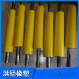 高耐磨高弹聚氨酯胶辊 传动胶辊 PU包胶件