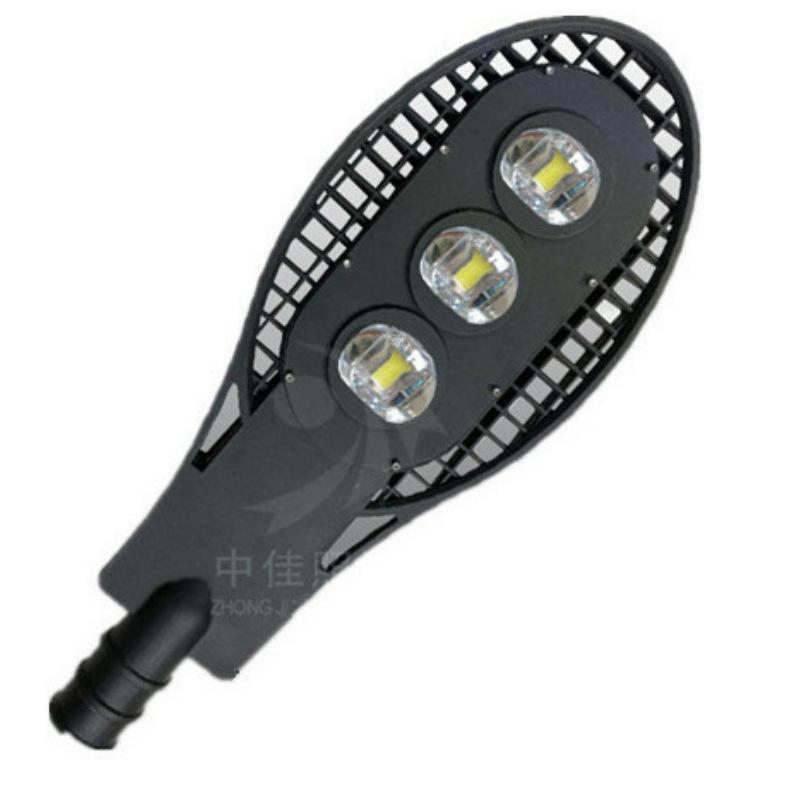宜宾LED网拍路灯 150W压铸集成路灯头外壳